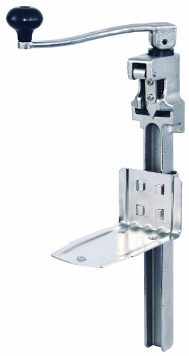 Crestware Can Opener Heavy Duty Table Mount
