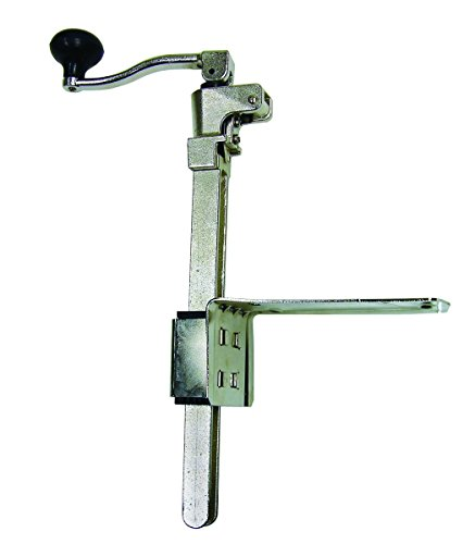 ChefLand Cast Iron Heavy Duty No.1 Commercial Can Opener Table Mount