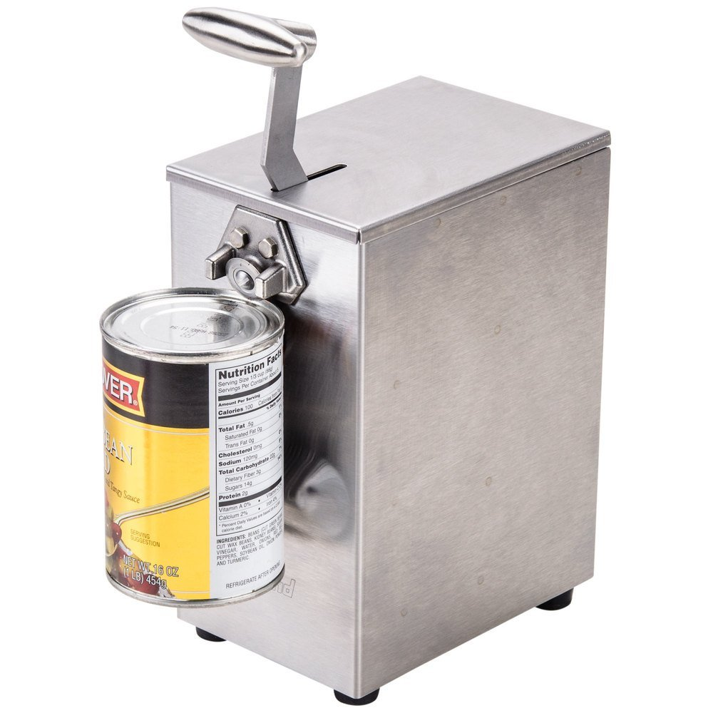 best heavy duty commercial can opener reviews