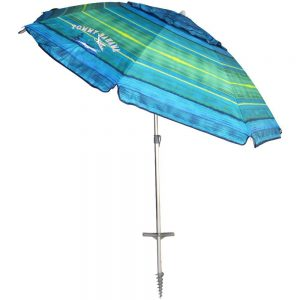 top rated heavy duty beach umbrellas for sun and wind