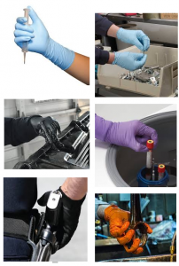 best rated heavy duty nitrile gloves