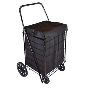 Wellmax Heavy Duty Folding Cart Jumbo Size