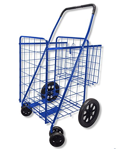 Best Heavy Duty Folding Shopping Cart