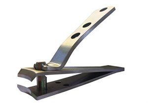KlipPro Large Nail Clipper - 4mm Wide Jaw Opening, Heavy-Duty Reinforced Handle, 3