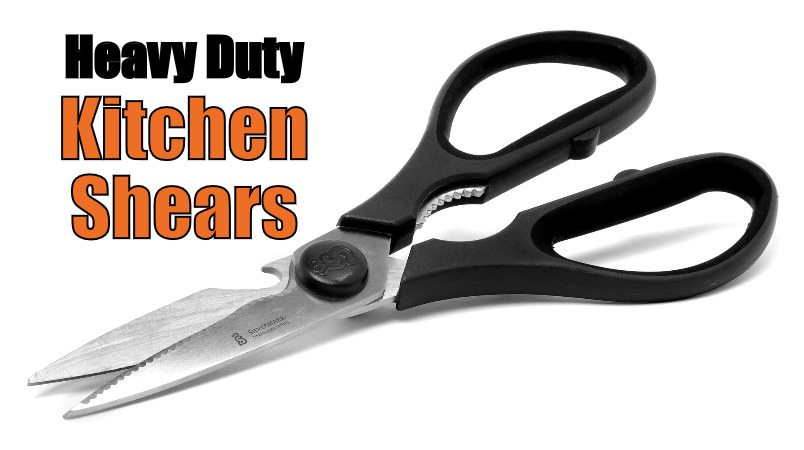 Best Hevy Duty Kitchen Scissors Reviews