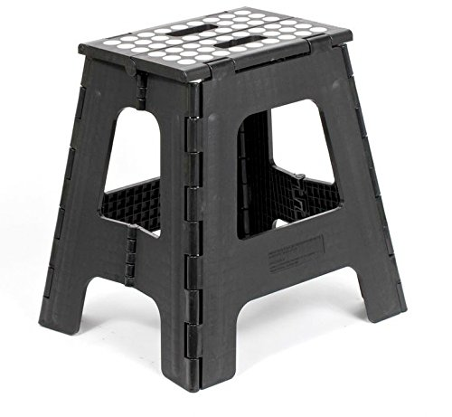 heavy duty folding step stool