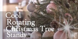 best heavy duty rotating christmas tree stands for artificial trees - reviews