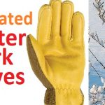 Best Insulated Waterproof Work Gloves for cold weather