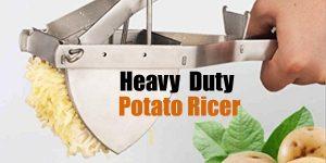 commercial potato ricer reviews