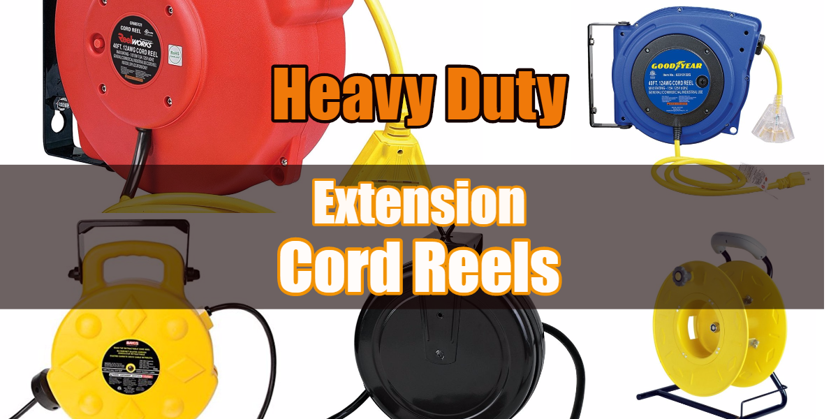 top rated extension cord reels reviews sale