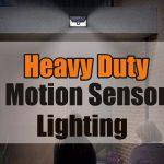 best outdoor motion sensor security lighting