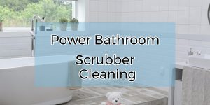best battery operated bathroom scrubber