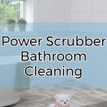 heavy duty bathroom scrubber tub tile shower