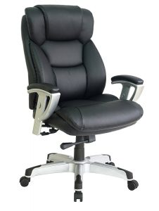 Best 400 Lb Executive Office Chair For Heavy People