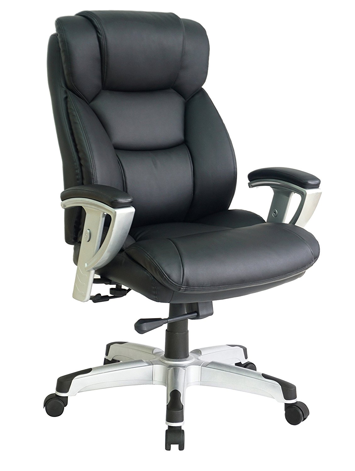 400 Lb Capacity Executive Office Chair For Heavy People