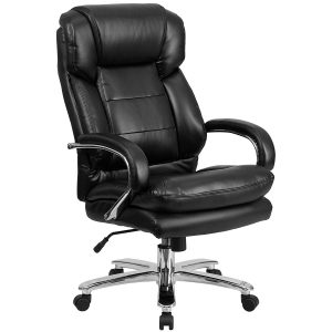 500 lb Weight Capacity Heavy Duty Office Chair