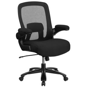 This Is A Mesh Desk Chair For Heavy People