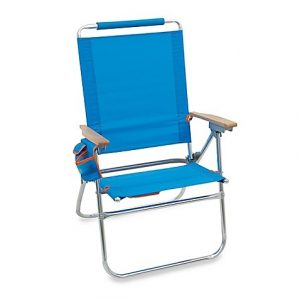 Heavy Duty High Boy Beach Chairs