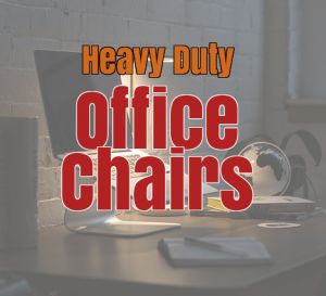 Heavy duty office chair review