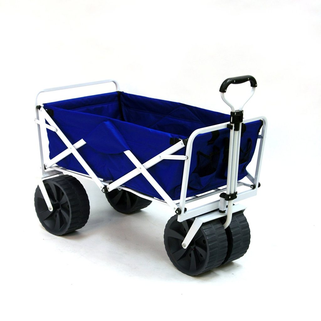 Mac Folding Heavy Duty Beach Wagon Review