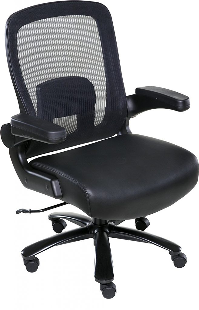 Best Big And Tall Office Chair 500 Lbs Capacity Review 2018