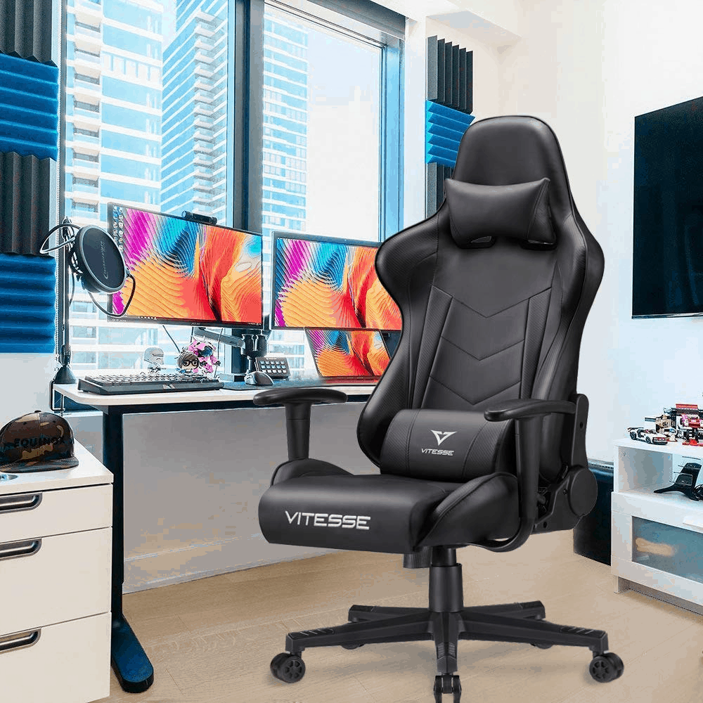 Best heavy duty gaming chair for big people