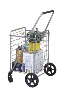 Best Heavy Duty Folding Grocery Shopping Cart with Swivel Wheels Reviews