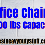 Best office chairs for big and heavy people 500 lbs