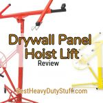 Top Rated Drywall Panel Hoist Lifts
