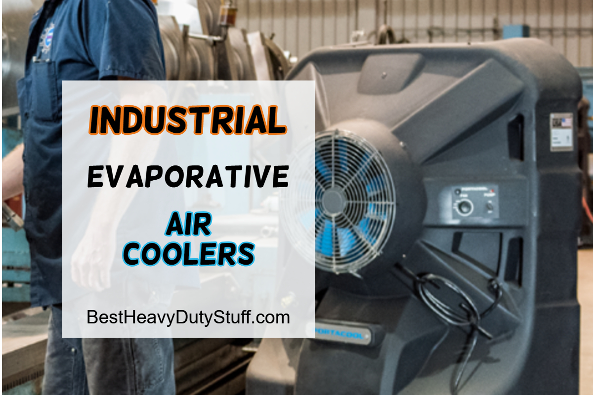 Best Evaporative Air Coolers for Work