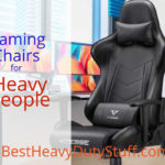 Heavy duty gaming chairs
