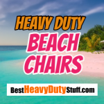 Heavy Duty Beach Chair Review and Sale