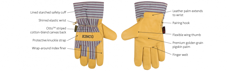 Kinco Heat Lined Winter Working Gloves Review Best Heavy