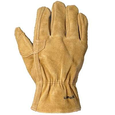 Best Heavy Duty Leather work gloves xxl 3xl 4xl hands