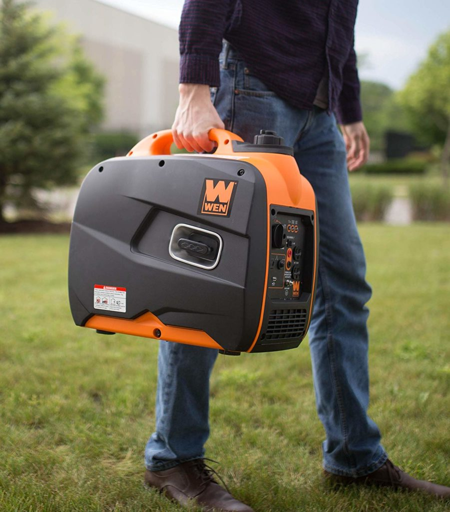 Best quiet portable generator for camping or tailgating