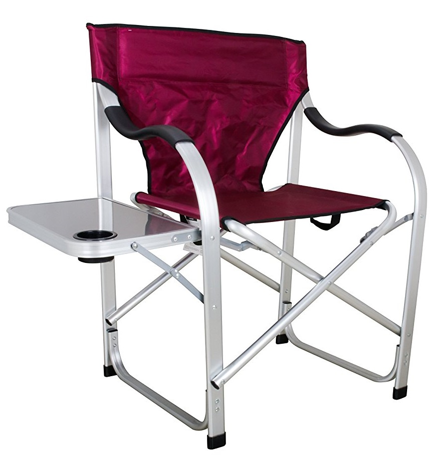Good This Is A Regular Height Camping Chair With The Seat About 18 Inches Off Of  The Ground.