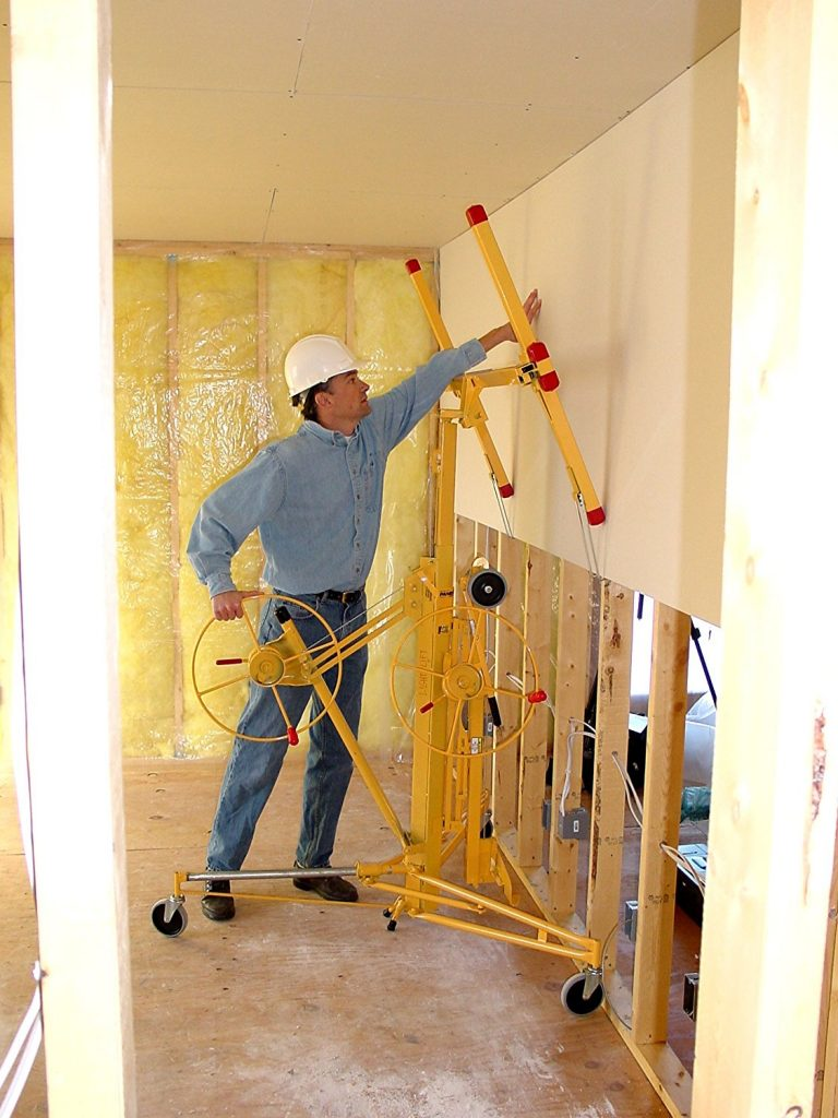 Telpro panellift drywall lifter review