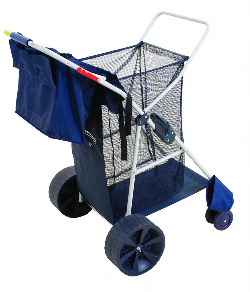 Rio Wonder Wheeler Heavy Duty Beach Cart Review